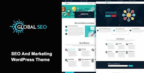 GLOBAL SEO WordPress Theme free download
