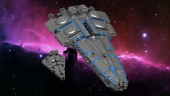 Mercator Star Dreadnought