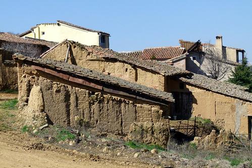 MATARRUBIA (Campiña del Henares-Guadalajara). 2014. Arquitectura rural.