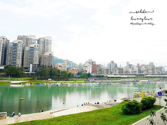 新店碧潭水岸風景區餐廳美食推薦薇甜咖啡甜點下午茶 (1)