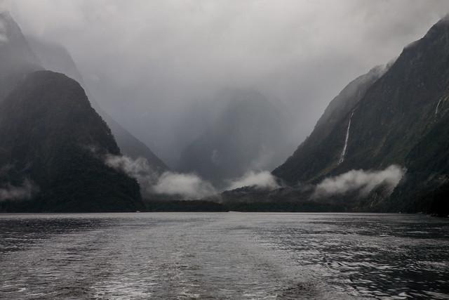 Milford Sound, Fiordland National Park, New Zealand⠀