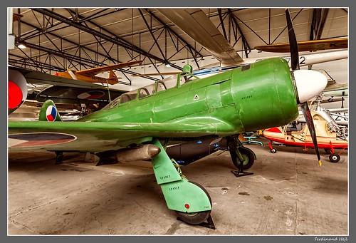 Let C-11 (Jakovlev Jak 11)_Letecké museum_Praha - Kbely_Czechia