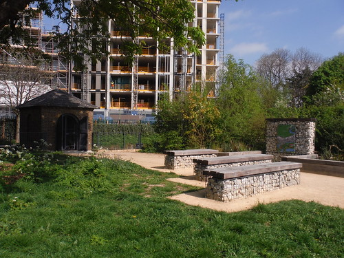 Seating Area, Woodberry Wetlands