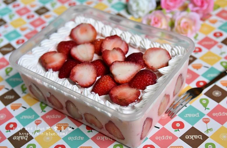 花郁甜品屋.草莓蛋糕.光復新村04