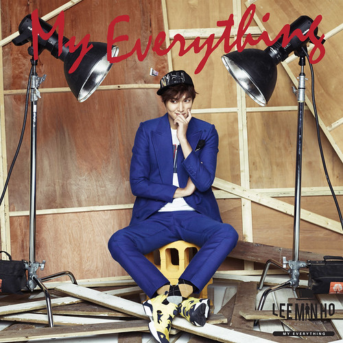 Lee Min Ho – My Everything (2013) (MP3 + iTunes Plus AAC M4A) [Mini Album]