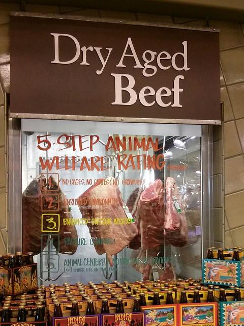 Whole Foods Aged Prime Rib