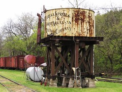 Eureka Springs Water Tank