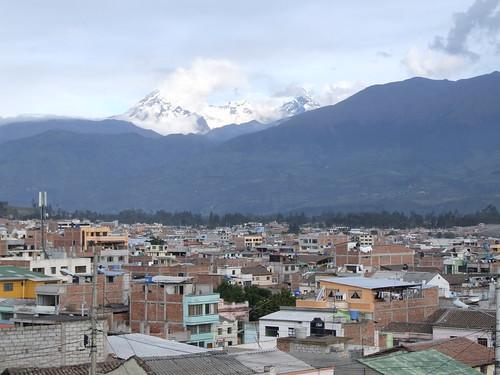 city volcano ecuador ciudad stadt vulcan riobamba anden tungurahua vilkan