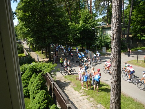 bicycle latvia jurmala bulduri