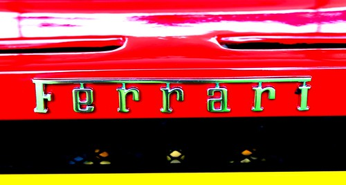 Ferrari F40 by Idreamofpies