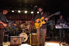 Grounders @ The Legendary Horseshoe Tavern