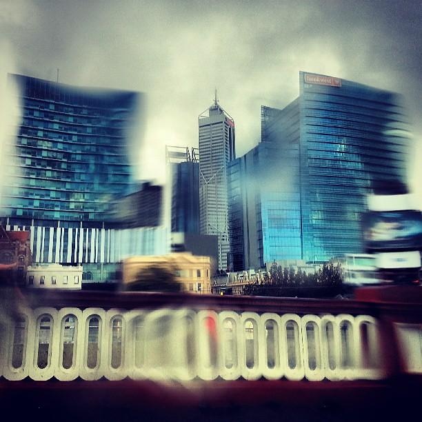 Rainy Perth
