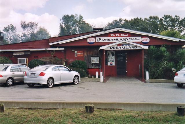 Dreamland bar b q tuscaloosa al flickr photo sharing for Food bar tuscaloosa