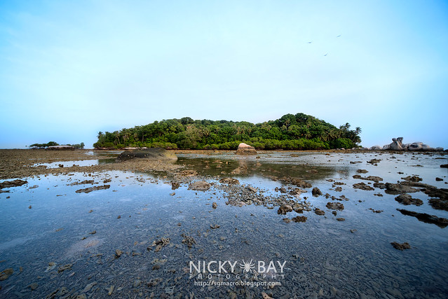 Looking back at Nikoi Island - DSC_6845