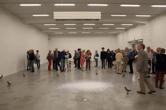 Vernissage Ugo Rondinone in M