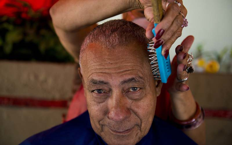 VENEZUELA-THEME-HAIRDRESSER-BARBER