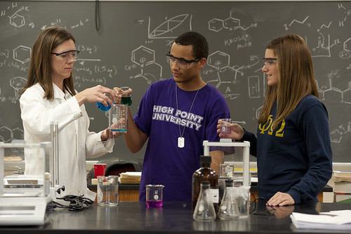 Chemistry by HIGH POINT UNIVERSITY