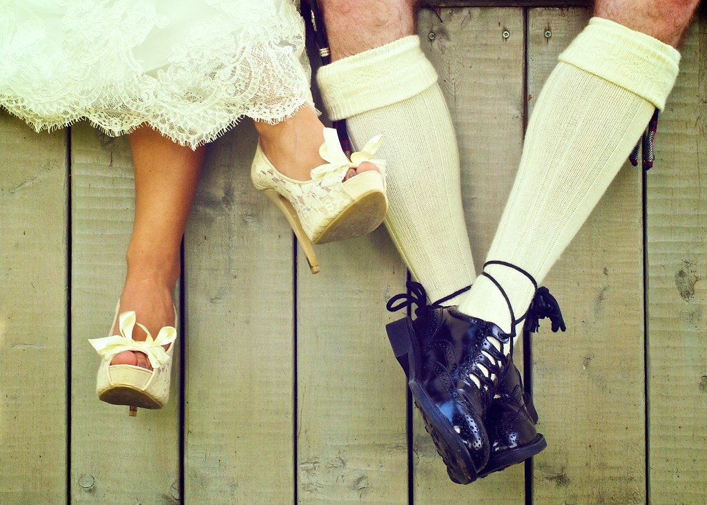 Wedding Legs
