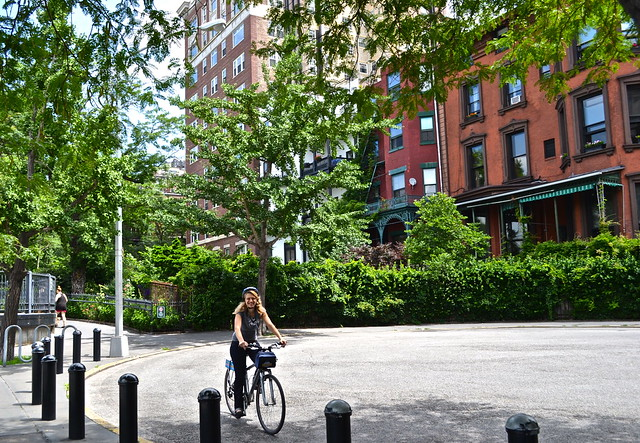 Brooklyn Heights, cycling tours nyc