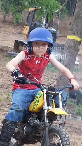 troy dirt bike