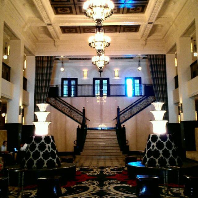 Lobby Of The Mayo Hotel Flickr Photo Sharing