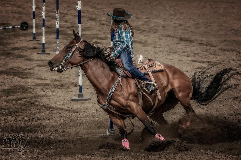 Gooseberry Lake : 4-H Rodeo 2013 : Seeing It Thru