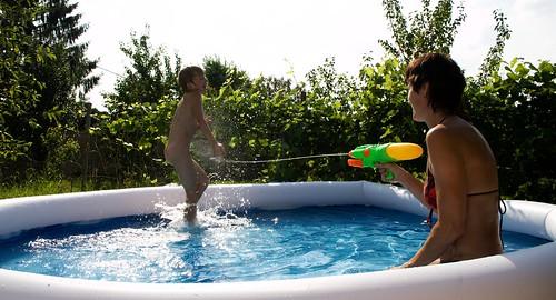 bazén - brouzdaliště