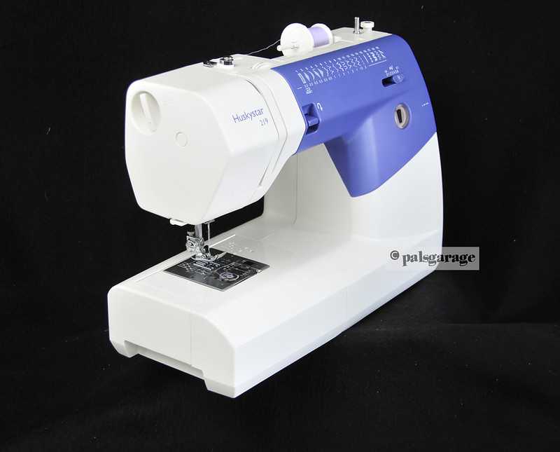 Husqvarna Sewing Machine ShareMedoc Simple Huskystar 219 Sewing Machine