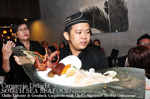 south sea seafood B
