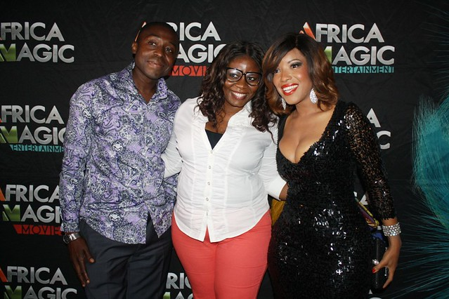 Kafui Dey, Whitney Boakye and Joselyn Dumas