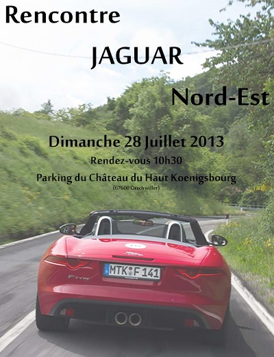 Rencontre JAGUAR - Fly Internet