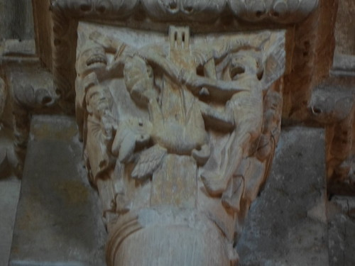 More Demons, St. Madeleine Vezelay