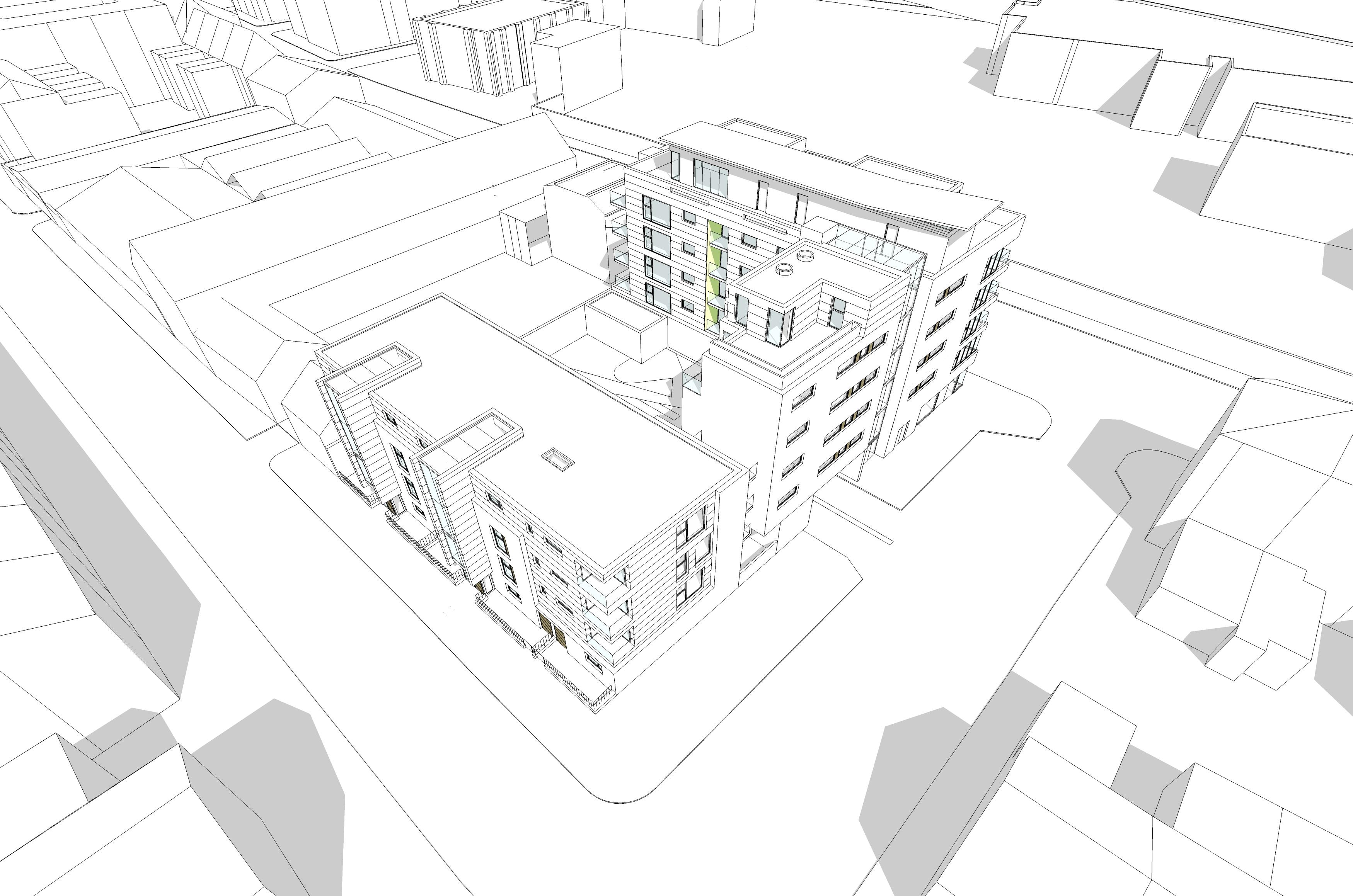Modern Architecture in Blackheath