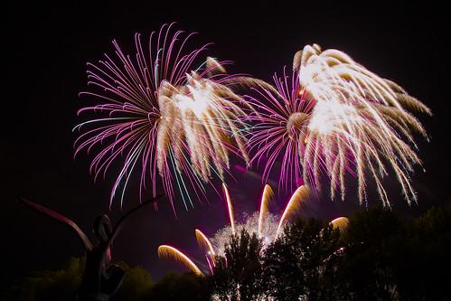 Worcester Festival Fireworks