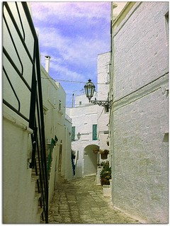 Another little piece of Ostuni, the white city - Puglia - Italy