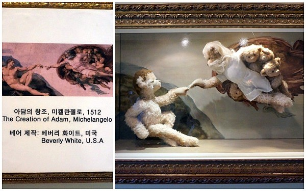 Teddy Bear Museum Jeju Island - Rebeccasawblog-041