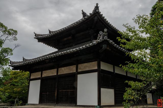 「金堂」 法輪寺 - 奈良