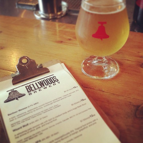 At the Bellwoods Brewery