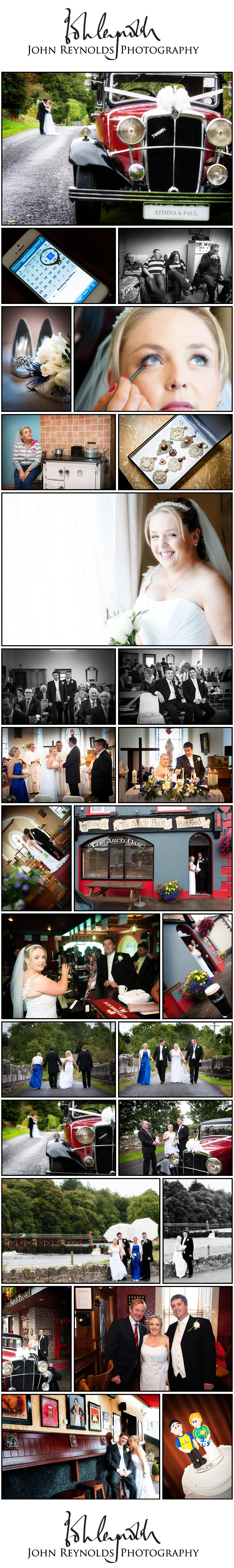 Blog Collage- Eithna & Paul