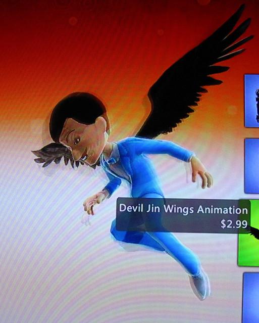 Ophidius Xbox wings 1