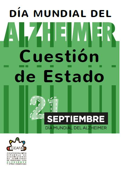 Día Mundial Alzheimer 2013