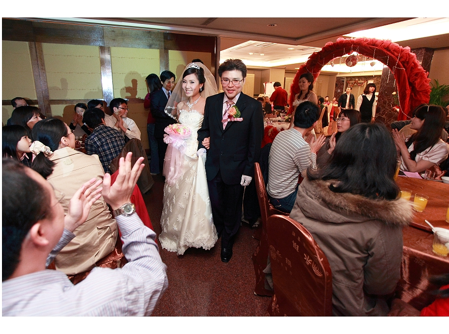 婚攝,婚禮記錄,搖滾雙魚,板橋,永饌樓餐廳