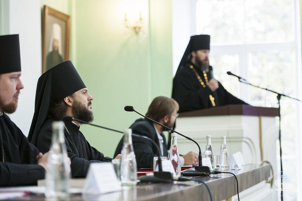25 сентября 2013, Открытие VII Феофановских чтений