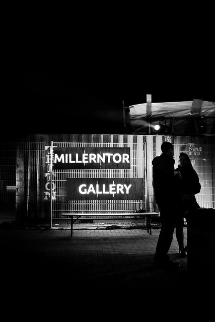 Reeperbahn Festival Hamburg Millerntor Gallery