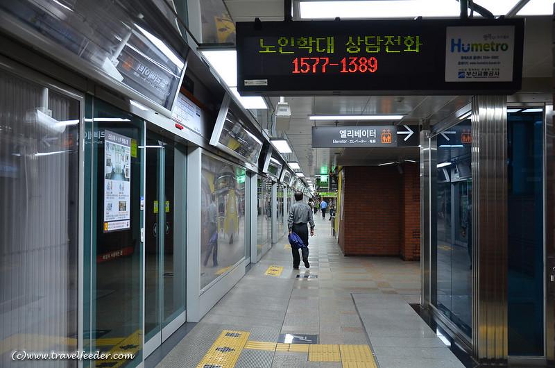 Busan_subway_Haeundae