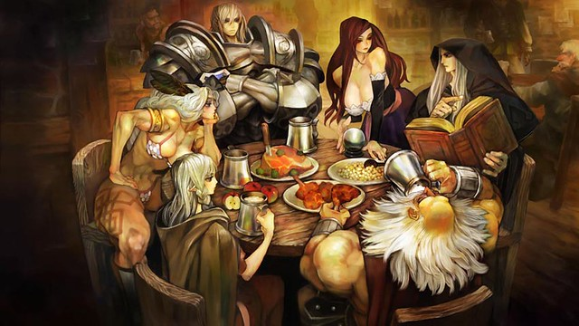 Dragon's Crown Review
