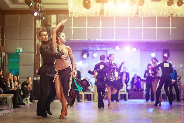 Танцевальный турнир в Харькове