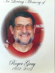 Roger W Gray