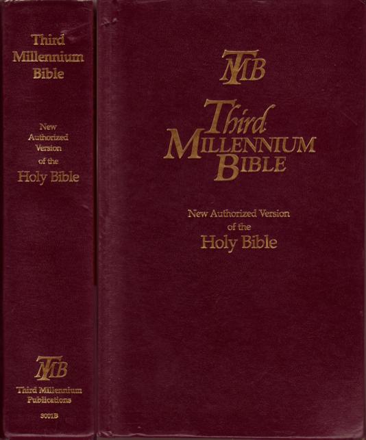 Third Millennium Bible Internet Bible Catalog