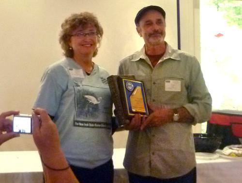 Merryl Kafak and Charles Denson
